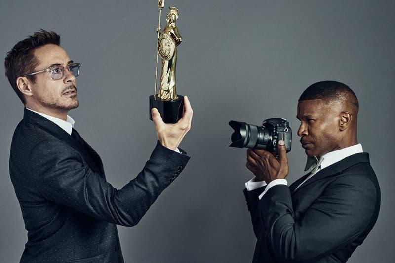 Jamie Foxx Directorial Debut All Star Weekend Stephen A Smith Robert Downey Jr