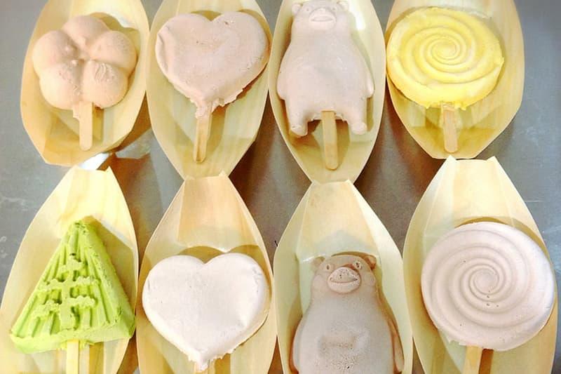 Japan Ice Cream Doesn't Melt Kanazawa Ice