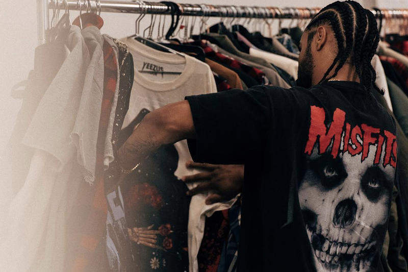 Jerry Lorenzo Vintage Merchandise T-Shirts Grailed 1 Dollar USD Yeezus Tour