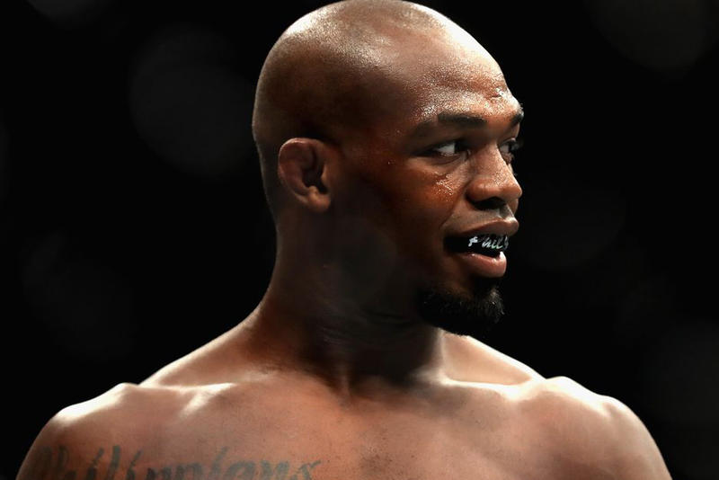 Jon Jones Failed Drug Test UFC 214 Dana White Fight Championship Belt