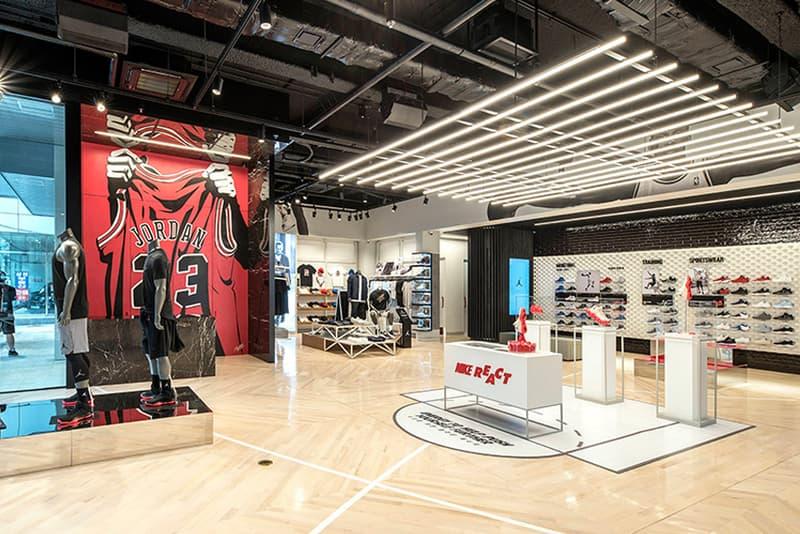Jordan Brand Hongdae South Korea Store