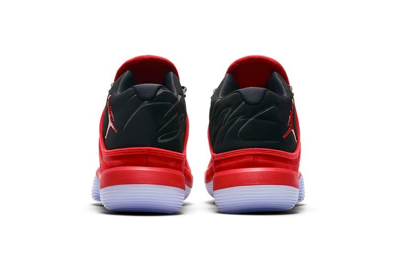 Jordan Super.Fly 2017 Toro Red Blake Griffin