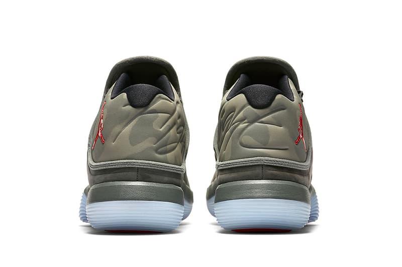 Air Jordan Brand Super Fly 2017 Camo Camouflage Sneaker Colorway Show Michael Jordan