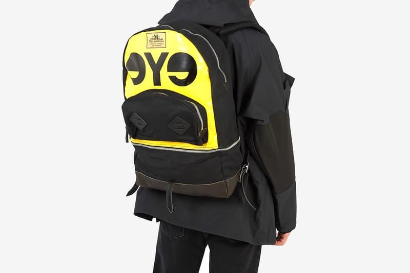 Junya Watanabe Seil Marschall Backpack