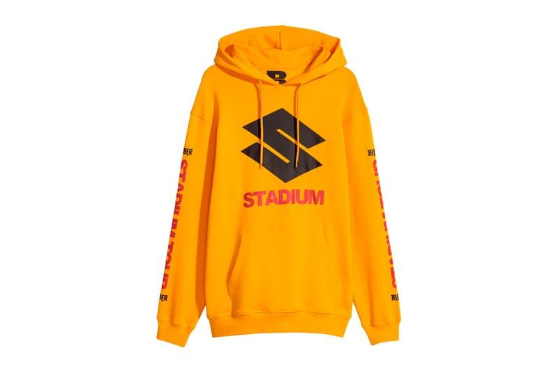 H&M Justin Bieber New Purpose Tour Merch merchandise t-shirts tee hoodies sweatshirts concert
