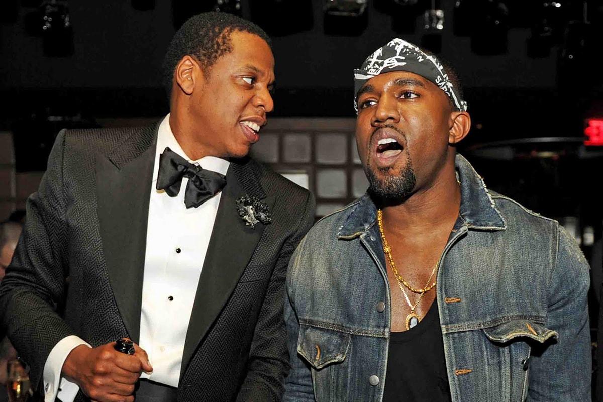 Public Enemies JAY-Z vs Kanye West