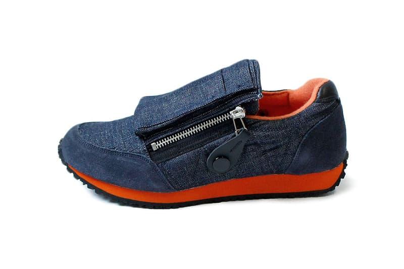Kapital MA-1 Jacket-Inspired Sneakers
