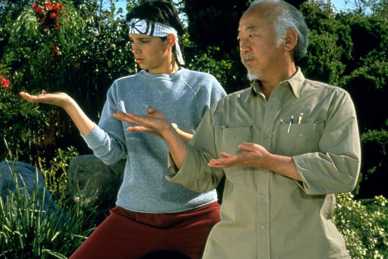 Karate Kid YouTube Red Cobra Kai Series Sequel Ralph Macchio William Zabka leg sweep shows movies