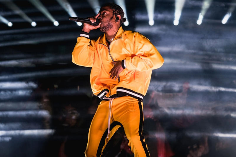 Kendrick Lamar The Damn Tour Schoolboy Q SZA Jay Rock