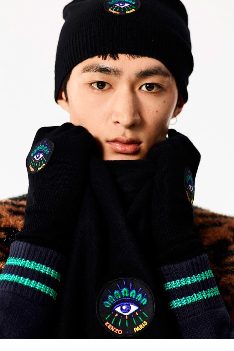KENZO Humberto Leon Carol Lim Fashion Apparel Clothing Outerwear Tops Bottoms Shirts Jackets Pants Sweaters Winter