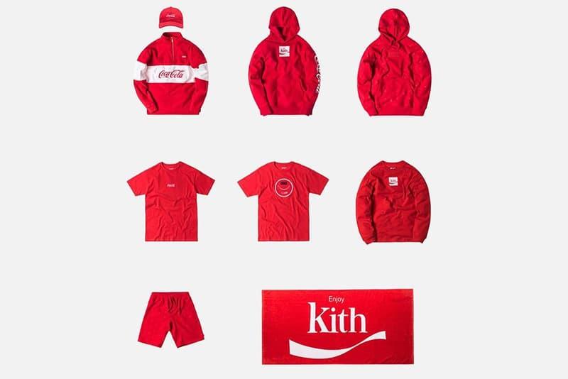 KITH x Coca-Cola Ronnie Fieg