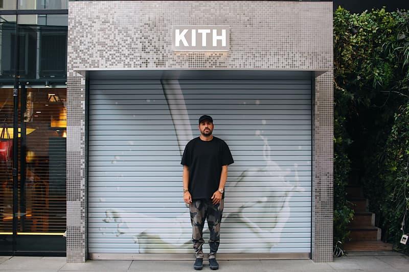 Ronnie Fieg KITH Treats Tokyo