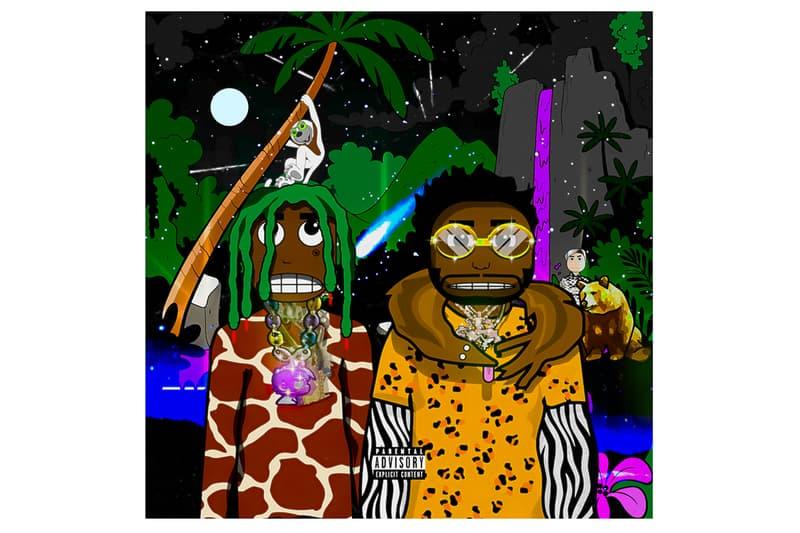 Lil Uzi Vert Hoodrich Pablo Juan Zombamafoo Track