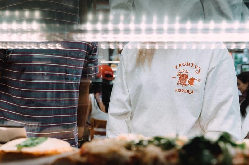 Lil Yachty Bravado Lil Yachtys Pizzeria Famous Bens Pizza Pop Up Shop Merch