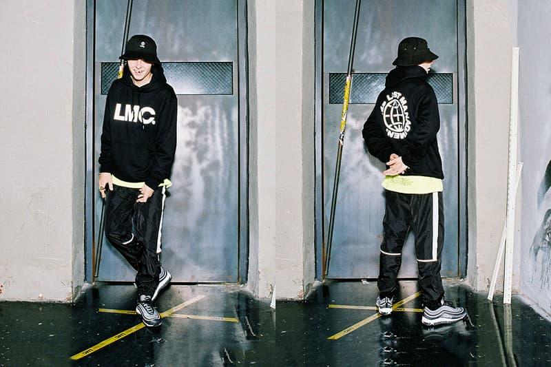 LMC 2017 Fall/Winter Lookbook Korean Streatwear Heavy Jumper