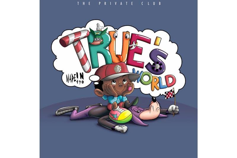 MadeinTYO True's World EP Stream Download