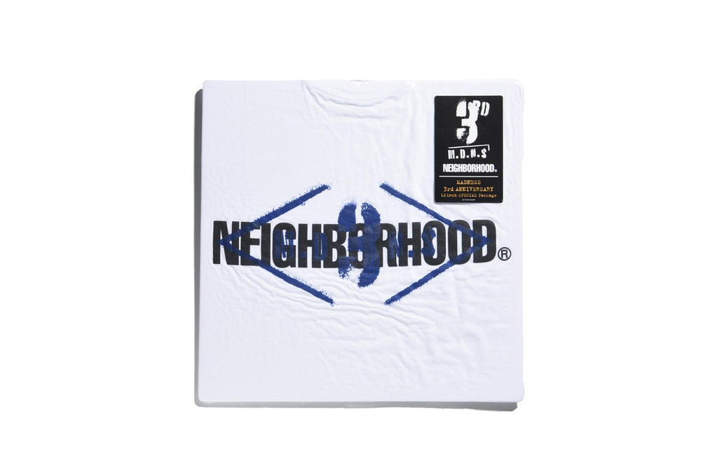 MADNESS NEIGHBORHOOD Third Anniversary Collection 2017
