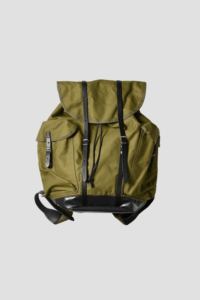 Margaret Howell Porter 2017 Fall Winter Bags