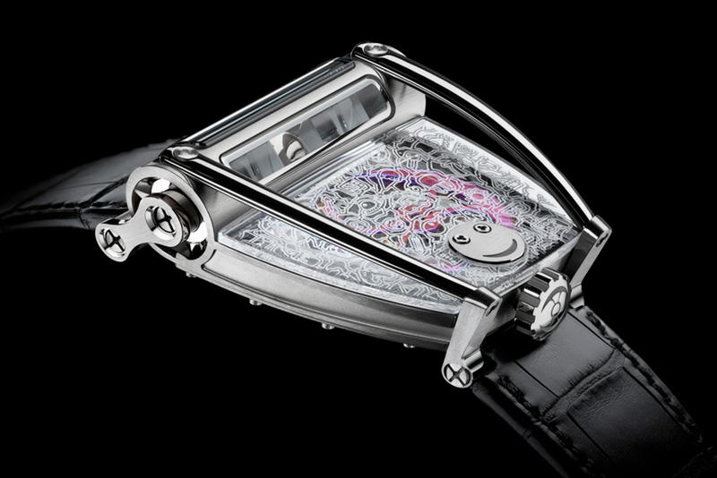 MB&F HM8 Only Watch by Cassandra Legendre