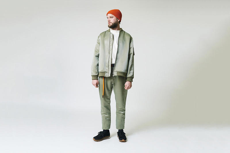 MEANSWHILE Outerwear Fashion Apparel Clothing Japanese Contemporary Menswear Label