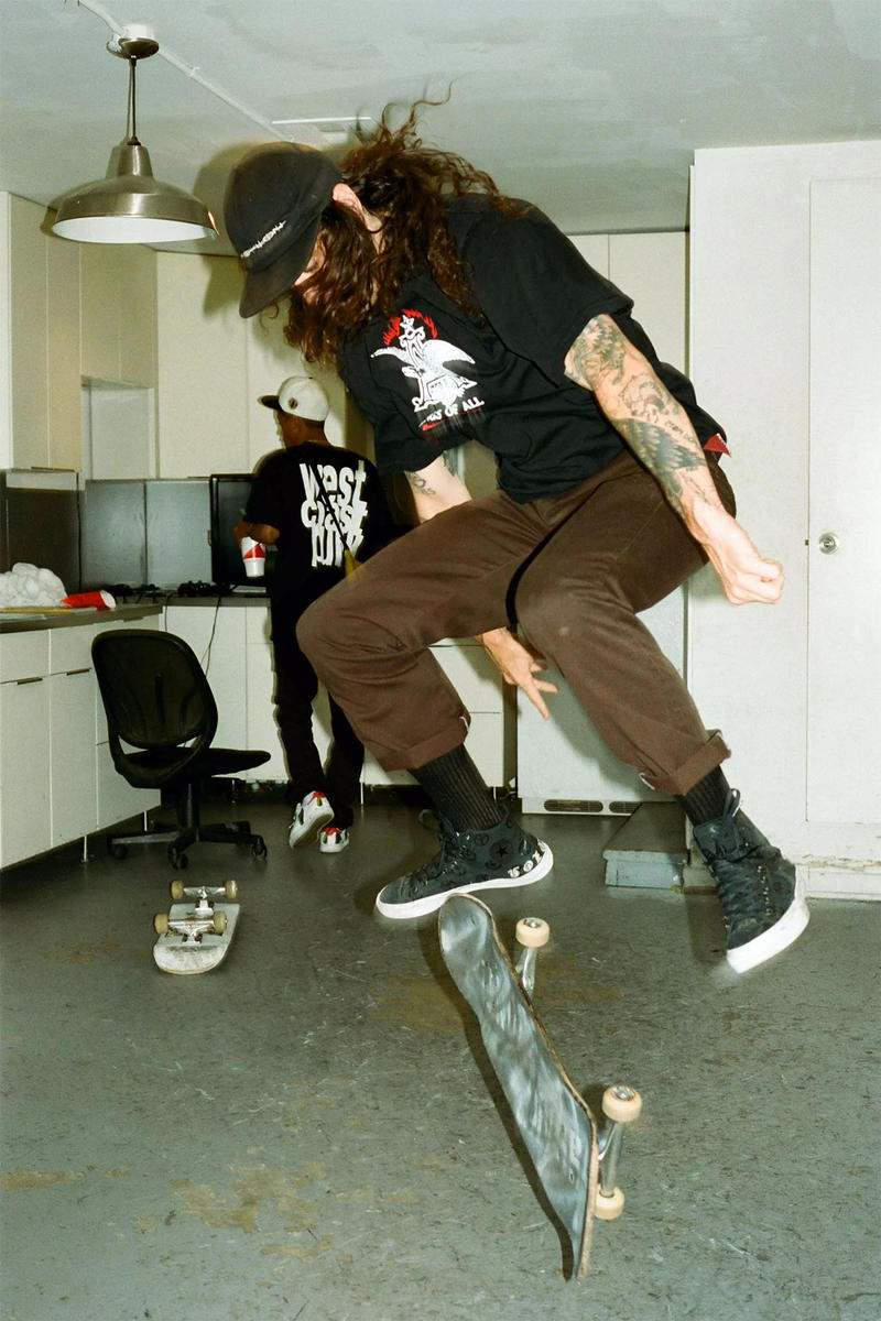Lee Spielman Babylon LA Founder Interview Skate Culture Hardcore Music