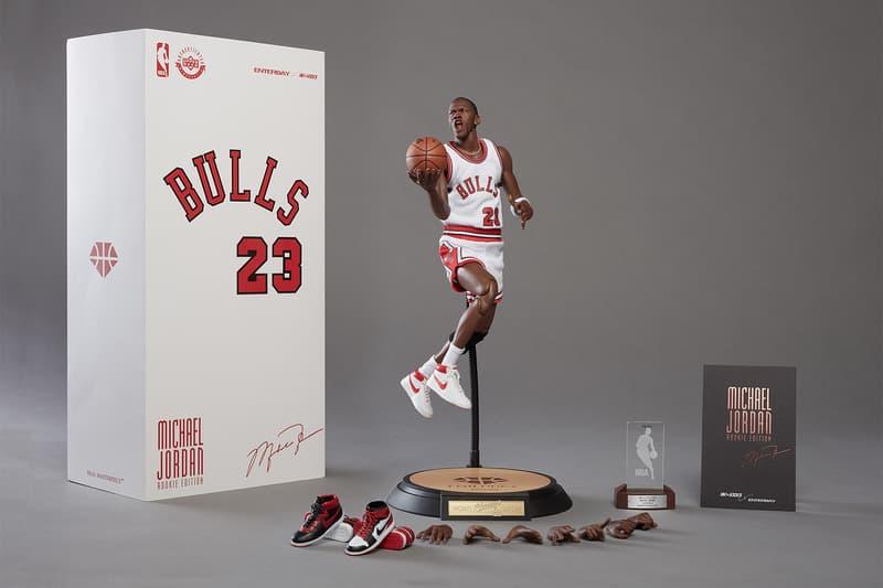 Michael Jordan Figure ENTERBAY HK Kicks