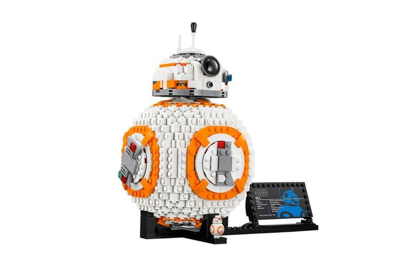 Millennium Falcon LEGO Set Biggest Most Expensive Ever 7541 Pieces 800 USD Dollars BB8 Star Wars