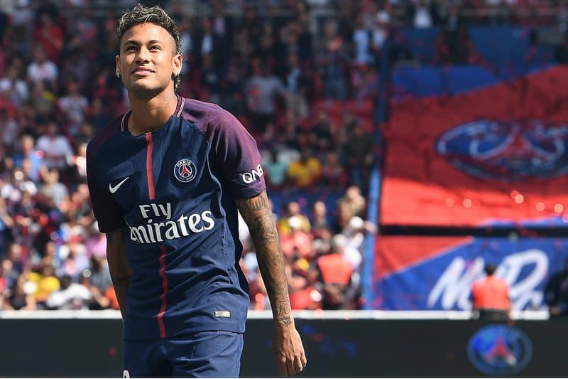 Neymar Jr. Paris Saint Germain