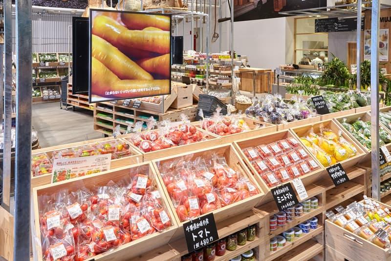 MUJI Market Food First Opening