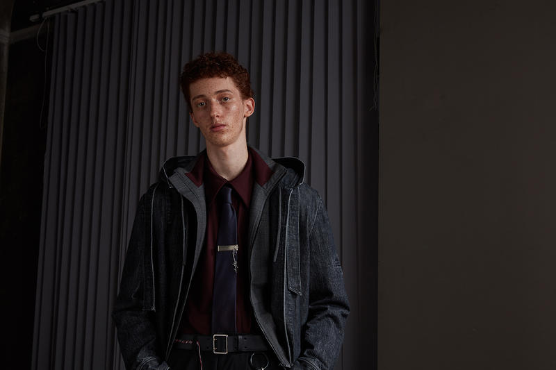Necessity Sense 2017 fall winter collection lookbook