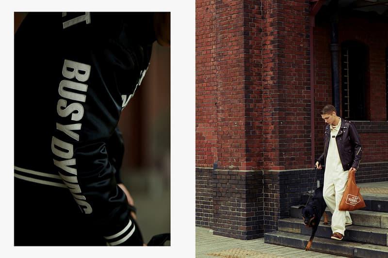 NEIGHBORHOOD Fall Winter 2017 Collection Shinsuke Takizawa Fashion Apparel Clothing Streetwear Accessories Caps Jackets Outerwear Bottoms Pants