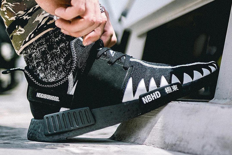 NEIGHBORHOOD adidas Originals NMD R1