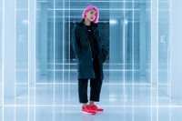 New Balance 247 Explores the Futuristic Skyscrapers and Mesmerizing Lights of Shanghai