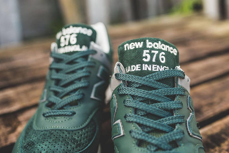 premium selection 939f0 481b8 New Balance 576 Made in England 2017 Fall | HYPEBEAST