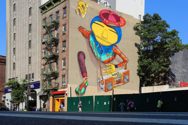Best Street Art Locations in New York City   HYPEBEAST