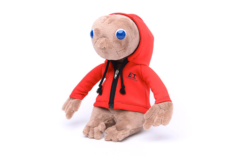 NICI Carhartt Ciaopanic ET Plush Collaboration ZOZOTOWN 2017 September Release Date Info Red Hoodie