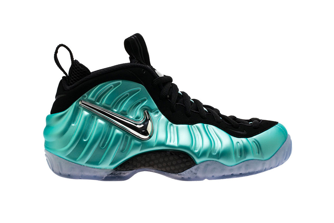 END. On Twitter: . @ Nike Air Foamposite One PRM Triple ...