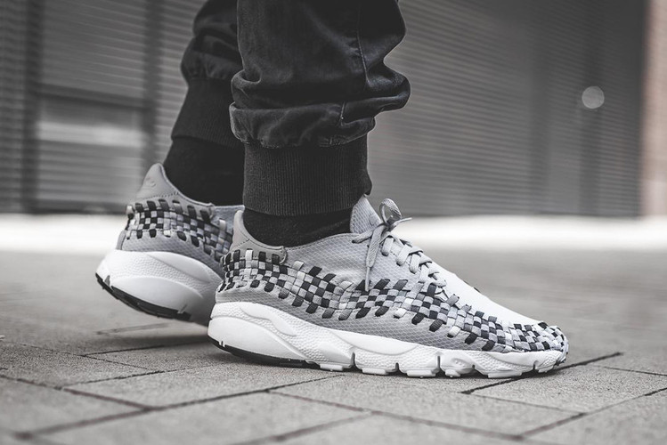 premium selection 12b36 0a859 An On-Feet Look at the Ripstop Version of the Nike Air Footscape Woven NM