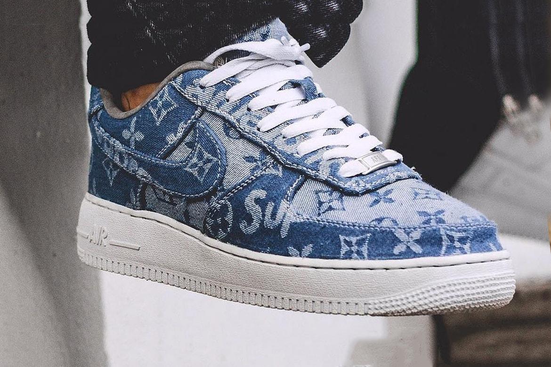 Nike Air Force 1 Supreme X Louis
