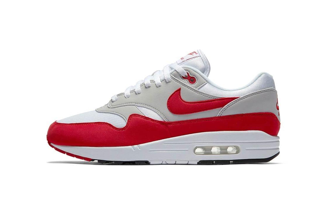 Nike Air Max 1 OG Sport Red To Return