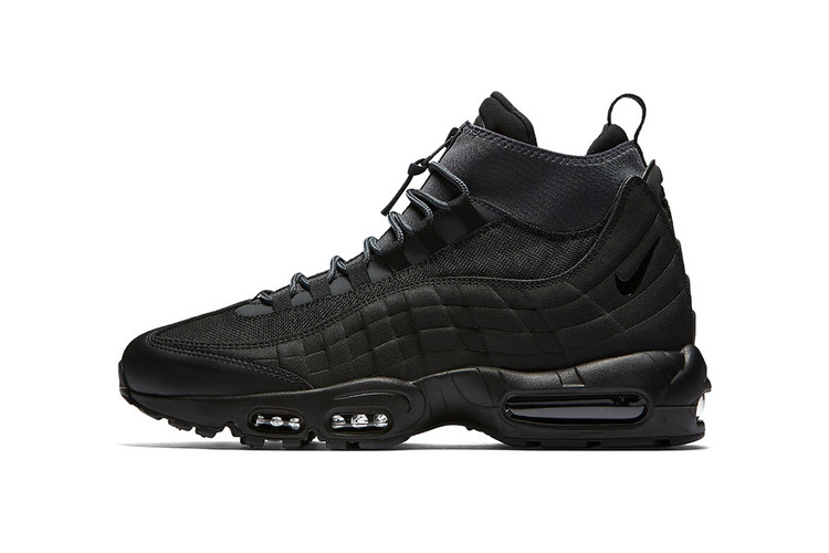 reputable site 818a3 bb247 Nikes Air Max 95 Sneakerboot Returns in