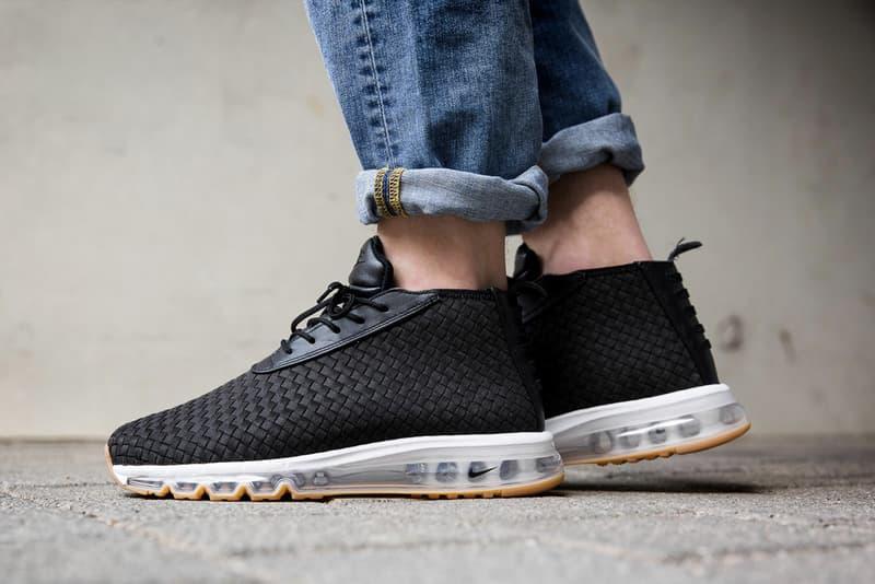 Nike Air Max Woven Boot Black Gum