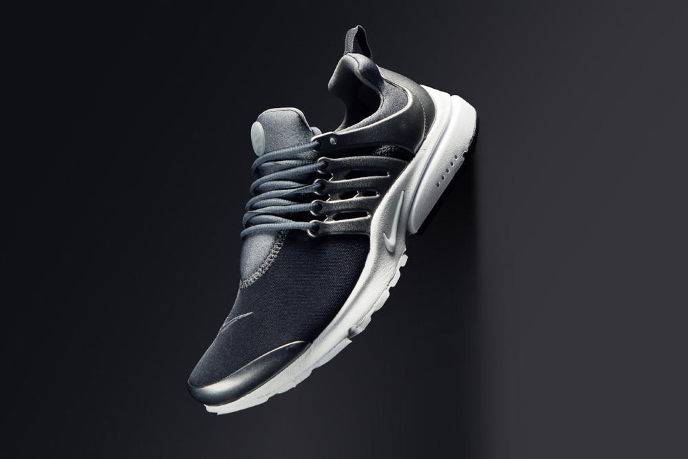 "Nike Air Presto ""Metallic Hematite"" Colorway"