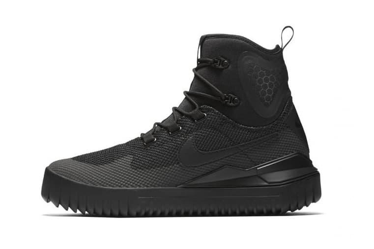 Nike Air Wild Mid Tan Black