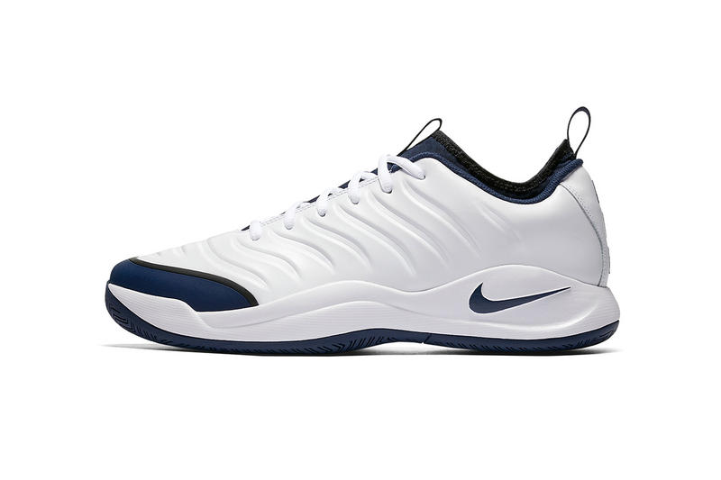 1f1b9acbf43d Nike Air Zoom Oscillate LTR 20th Anniversary XX Pack White Dark Concord  Black Red Sneakers Shoes
