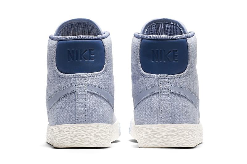 Nike Blazer Mid Premium Denim