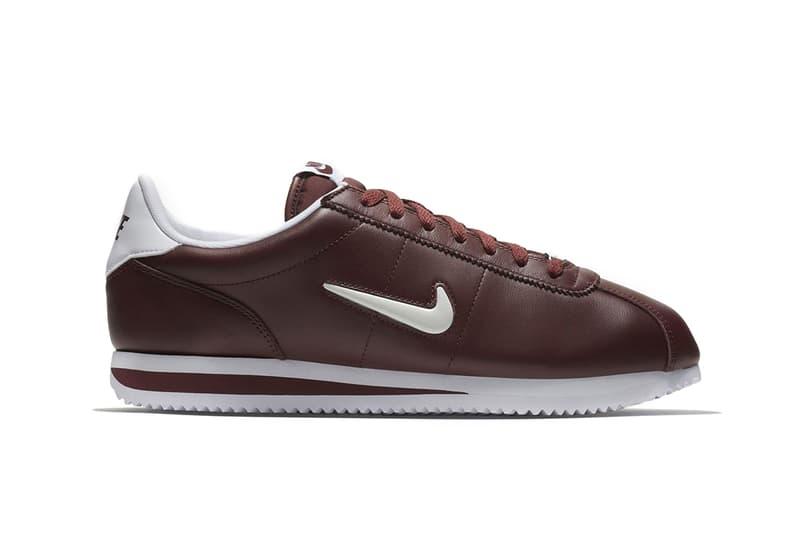 Nike Cortez Jewel Red Leather