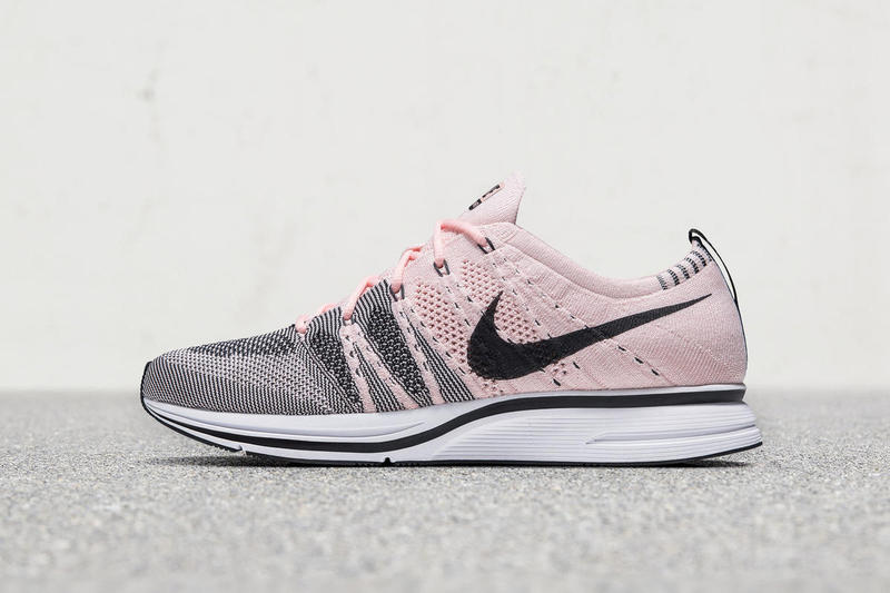 Nike Flyknit Trainer Release Date Pale Grey Bright Citron Running Training