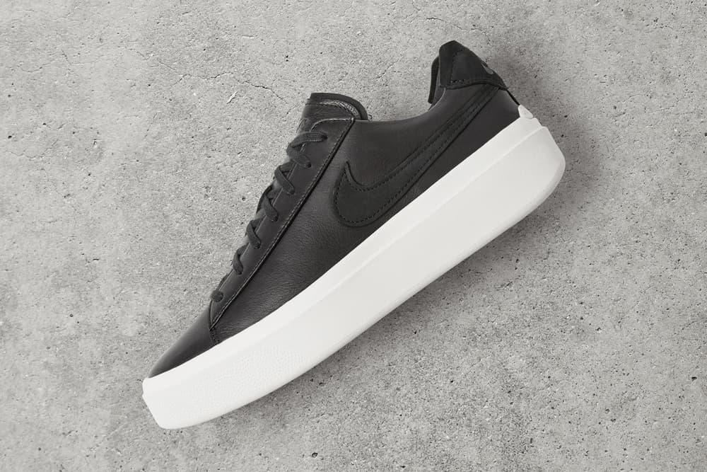 Nike Grand Volee Black NikeCourt Tennis Shoe Sneakers Shoes Footwear 2017 August 24 Release Date Info