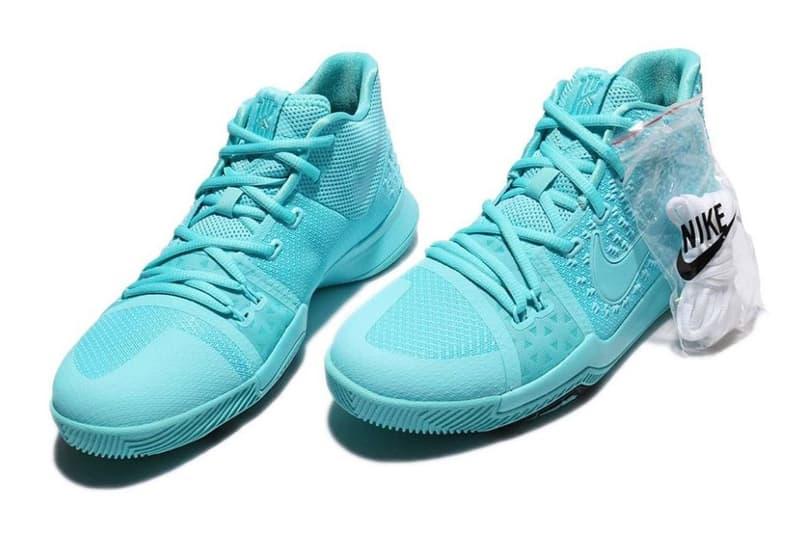 """Nike Kyrie 3 """"Tiffany"""" Kyrie Irving"""